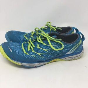 Merrell Road Glove Dash 3 Trail Running Shoe Sz 7